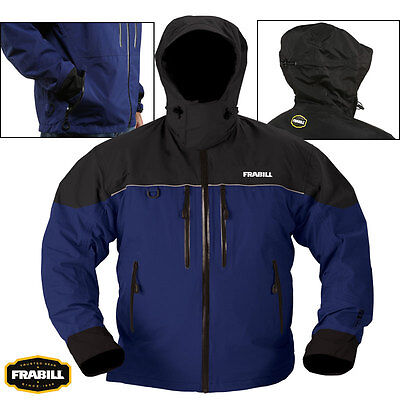Frabill F3 Gale Jacket (L)- Blue