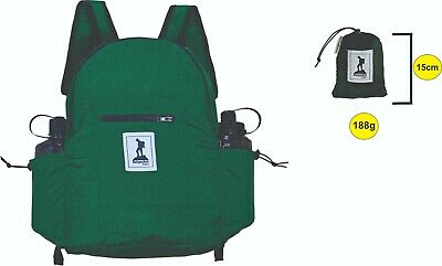 Ultra Lite BackPack    Very Compact      Made from  Parachute Material