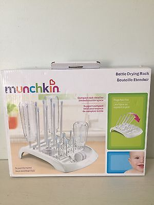 Munchkin Drying Rack for Baby Bottles, Tops and Cups. Ninbox
