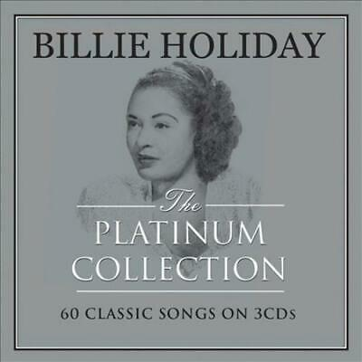 Billie Holiday - The Platinum Collection New Cd