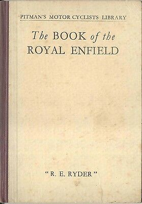 Royal Enfield Motorcyles from 1934 on, Complete Guide for Owners Pitman 1943