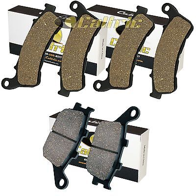 Front Rear Brake Pads Fit Honda Cb400A Super Four 400 Abs 2008-2016