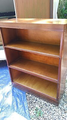 Mid-Century Modern Nucraft Stacking Bookcase