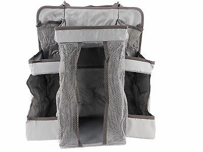 Dex Baby Nursery Organizer Attaches To Changing Table,Walls Or Dresser