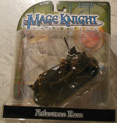 WizKids Mage Knight Rebellion - Atlantean Ram - Limited Editon (Mint,Sealed)