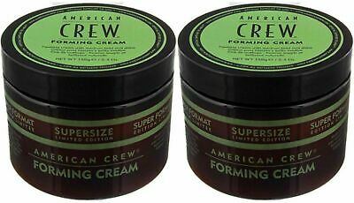 American Crew Forming Cream Super Size 150g X 2 FREE SHIPPING