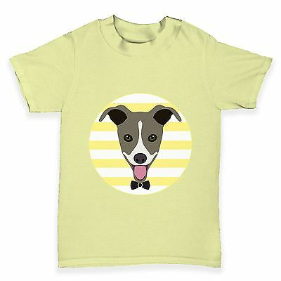 Twisted Envy Greyhound Baby Toddler Funny T-Shirt