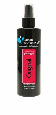 Groom Professional Pets Supplies Original Pet Cologne For Dogs 200 ml