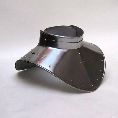 Gorget Neck Armor - Medieval Armor - Medieval Knight Costume