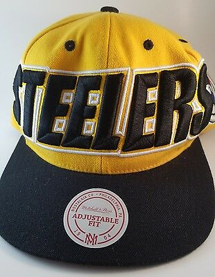 eeaa85cb MITCHELL & NESS NFL Vintage Collection CHICAGO BEARS Snapback Hat ...