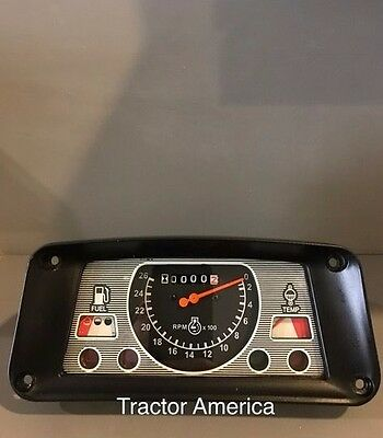 Gauge Cluster for Ford New Holland Tractor  4110, 4140, 4330, 4340, 4400, 4500