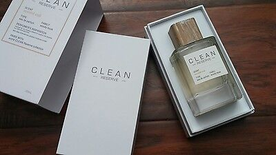 Clean Reserve Sueded Oud 100Ml In Box 98% Full