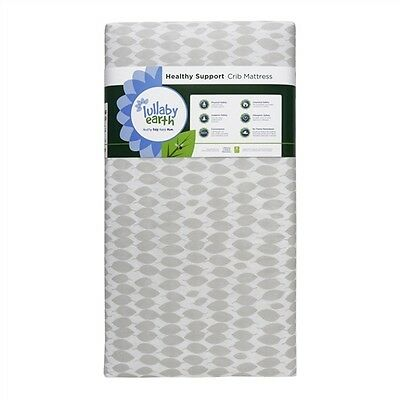 Lullaby Earth (Naturepedic) Super Lightweight Crib Mattress-  (LE10/LE11) NEW