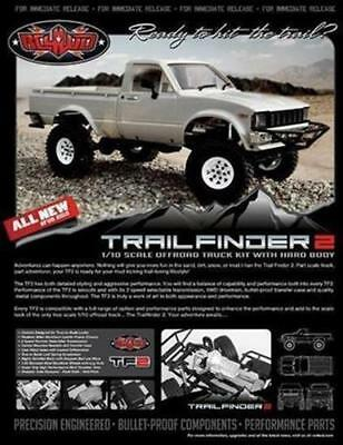 RC4WD Trail Finder 2 Truck Set w/Mojave II Body Set / RC4ZK0049