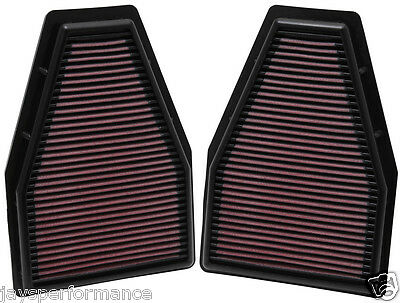 Kn Air Filter (33-2484) For Porsche 911 (991) 3.8 Gt3 2013 - 9/2015