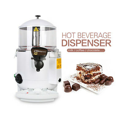 Hot Chocolate Dispenser ETL CE Electric beverage ABS PC Bain Marie coffee Mixer