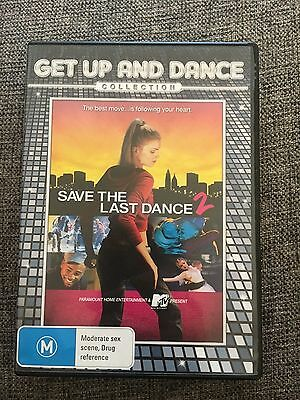 Get Up And Dance Dvd Collection. Save The Last Dance 2.