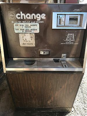Used ROWE Change  COIN MACHINE ( Sell As Is ) Make Offer