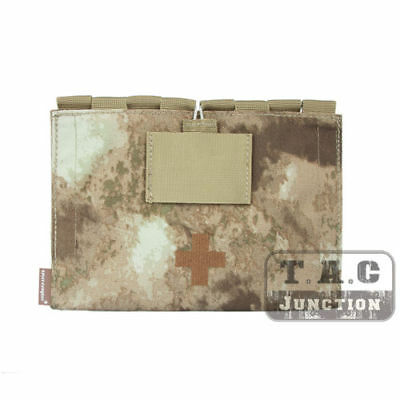Emerson Tactical LBT-9022B-T Modular MOLLE Medical Blow-Out Kit Pouch w/ Strap