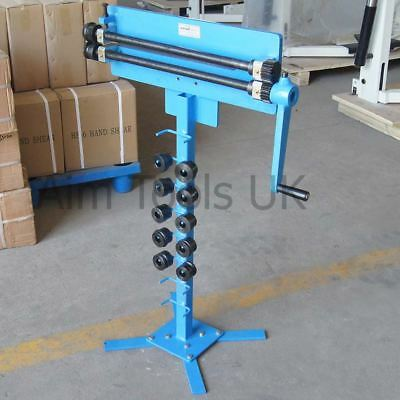 165145 Sheet Metal Manual Rolling Bending Machine Roller 457mm-1.2mm