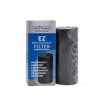 Free Shipping Still Spirits Replacement EZ Filter Carbon Cartridges Home Brew Sp