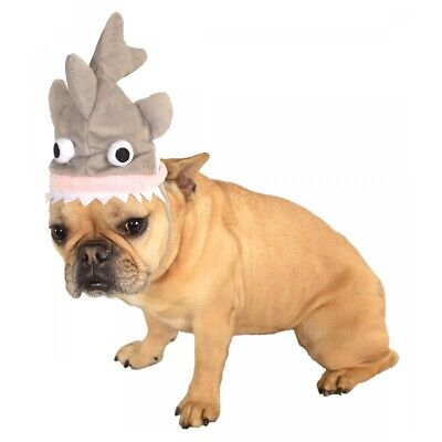 Shark Hat Costume Pet Halloween Fancy Dress