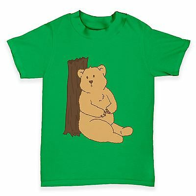 Twisted Envy Bear Itch Baby Toddler Funny T-Shirt
