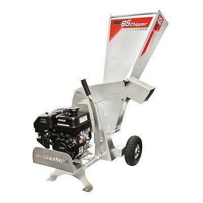 Bushranger Chipper BRC65   208cc Kohler Command Engine RRP $2599