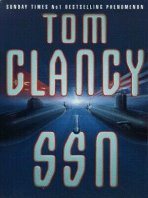SSN: strategies of submarine warfare by Tom Clancy (Paperback)