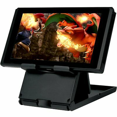 New Portable Height Adjustable Play Stand for Nintendo Switch Console Bracket