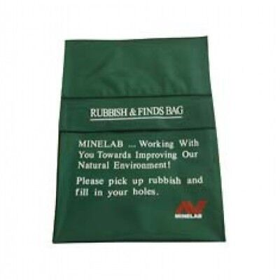 Minelab Green Rubbish Bag