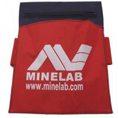 Minelab Tool and Finds Bag navy-red
