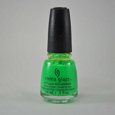 China Glaze Nail Polish Lacquer - Kiwi Cool-Ada 0.5 fl oz / 15ml