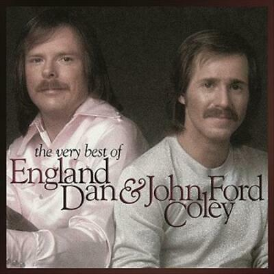 England Dan/john Ford Coley - All-Time Greatest Hits New Cd
