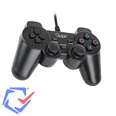 Gamepad Controller 3in1 Universal PS2 PS3 PC Playstation Computer Pad Videospiel