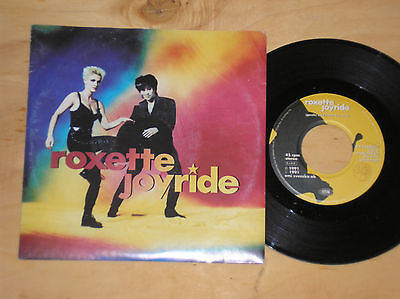 """Roxette - Joyride / Come Back (Before You Leave) - 45 Giri 7"""" Italy"""