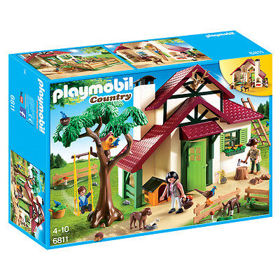 Playmobil Country Forest Ranger's House 6811 NEW