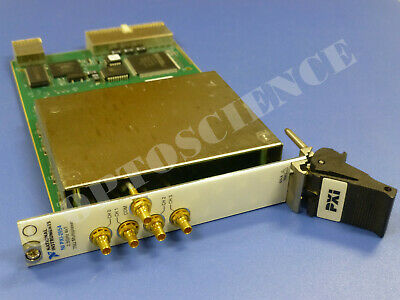 National Instruments PXI-2554 NI RF Multiplexer Switch Card, 2.5GHz 4x1