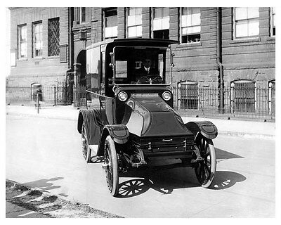 1913 General Vehicle Company ORIGINAL Factory Photo oub0497