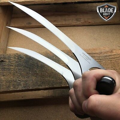 New X-Men Wolverine Blade Claw High Quality of Refinement Cosplay LOGAN USA 1PC