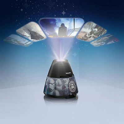 Philips Star Wars Led Night Light And Projector - Kids Bedroom Lighting Free P+P