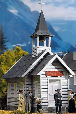 PIKO COUNTRY CHURCH G Scale Building Kit 62229 New in box