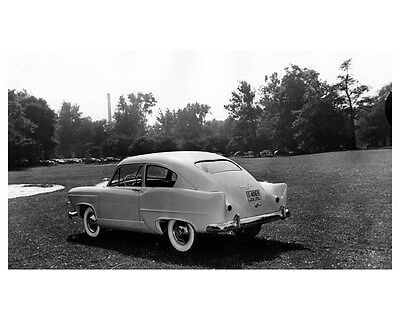 1951 Kaiser Henry J Chassis ORIGINAL Factory Photo oub1383