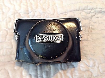 Vintage Yashica Lynx 14E Ic 35Mm Film Camera With Case Japan