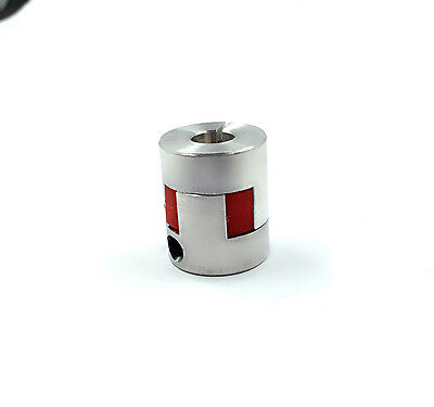 1 of Jaw Shaft Coupling Spider Flexible Coupler 12mm x 12.7mm D30L40