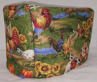 Rooster Toaster Cover