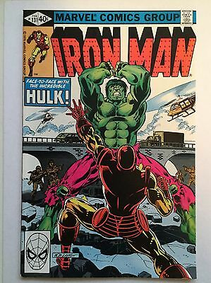 Iron Man #131 VF condition comic book