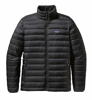 Patagonia Men's Insulated Down Sweater Jacket - Black