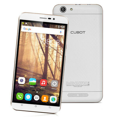 "4G 5.5"" Smartphone CUBOT Dinosaur 16GB+3GB Android 6.0 Quad-core 13MP Cellulare"