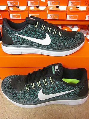 133971a1f491 NIKE FREE RN Distance Mens Running Trainers 827115 Sneakers Shoes ...